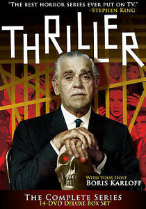 Thriller: The Complete Series (DVD, 2010...