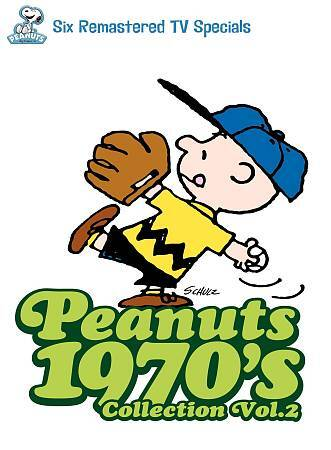 Peanuts: 1970's Collection, Vol. 2 (Be My Valentine Charlie Brown / You're a Goo