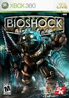 BioShock Microsoft Xbox 360 Video Games with Manual