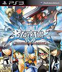 BlazBlue: Continuum Shift (Sony PlayStation 3, 2010)