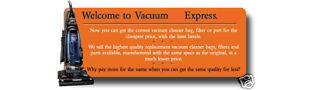 Vacuum Express Store