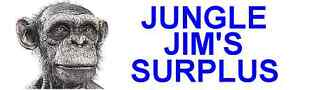 JUNGLE JIM'S SURPLUS