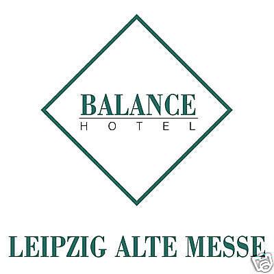 Balance Hotel Leipzig