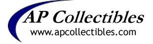 AP Collectibles Inc