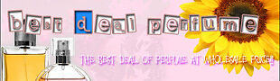 Best Deal Perfume Wholesale