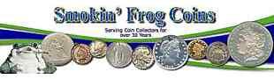 Smokin Frog Coins