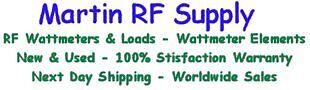 Martin-RF-Supply