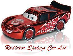 Radiator Springs Car Lot