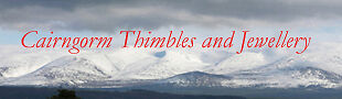 Cairngorm Thimbles and Jewellery