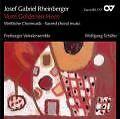 Vom Goldenen Horn/Liebesgarten von Freiburger Vokalensemble,Schäfer (2005)
