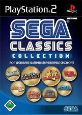 Jeux vidéo manuels inclus pour l'action et aventure SEGA