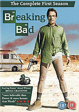 Box Set DVDs & Blu-rays Breaking Bad