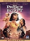 The Prince of Egypt (DVD, 1999)