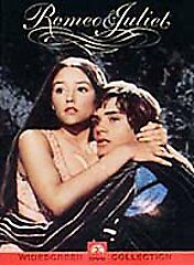 Romeo-and-Juliet-DVD-2000-1968-Widescreen-Olivia-Hussey-SEALED