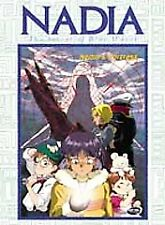 Nadia: Secret of the Blue Water Vol. 5 - Nemo's Fortress * NEW region 1 anime