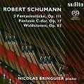 3 Fantasiestücke op.111/Fantasie C-Dur von Nicolas Bringuier (2007)