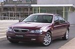 Ford Fairmont Ghia (2003) 4D Sedan 4 SP ...