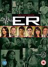 E.R. - Series 15 - Complete (DVD, 2009, 6-Disc Set, Box Set)