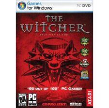 Jeux vidéo français The Witcher PC