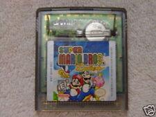 Jeux vidéo pour Plateformes et Nintendo Game Boy Color, en anglais