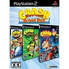 Crash Twinsanity (Platinum) (Sony PlayStation 2, 2005) - European Version