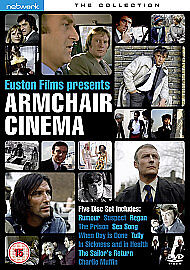 Armchair Cinema Collection DVD 2009 5Disc Set - <span itemprop='availableAtOrFrom'>St Albans, United Kingdom</span> - Armchair Cinema Collection DVD 2009 5Disc Set - St Albans, United Kingdom