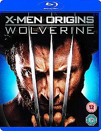XMen Origins  Wolverine Bluray 2009 - St. Helens, United Kingdom - XMen Origins  Wolverine Bluray 2009 - St. Helens, United Kingdom