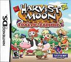 Harvest Moon: Frantic Farming (Nintendo DS, 2009)