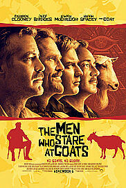 Men Who Stare At Goats DVD 2010 - <span itemprop='availableAtOrFrom'>Singapore, United Kingdom</span> - Men Who Stare At Goats DVD 2010 - Singapore, United Kingdom