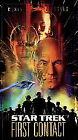 Star Trek: First Contact (VHS, 1997) (VHS, 1997)