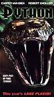 Python (VHS, 2001, Spanish Subtitled)