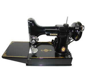 singer sewing machine on ebay