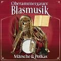 Märsche und Polkas von Oberammergauer Blasmusik (2006)