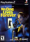 The Operative: No One Lives Forever (Sony PlayStation 2, 2002)