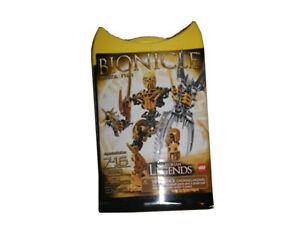 Lego Bionicle Legends Mata Nui  (8989) New Sealed