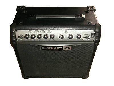 line 6 spider iii 15 15 watt guitar amp for sale online ebay. Black Bedroom Furniture Sets. Home Design Ideas