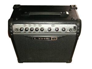 Line 6 Spider III 15 15 watt Guitar Amp
