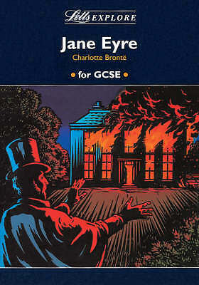 """Very Good, Letts Explore """"Jane Eyre"""" (Letts Literature Guide), Martin, Stewart,"""
