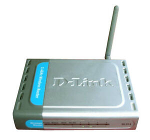 Drivers for D-Link DI-514 Router