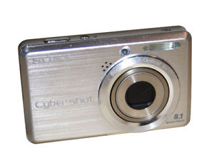 Sony Cyber-shot DSC-S780 8.1 MP Digital ...