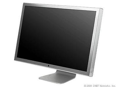 apple cinema display 76 cm 30 zoll 16 9 lcd monitor. Black Bedroom Furniture Sets. Home Design Ideas