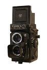 Yashica TLR Yashica MAT 124G Film Cameras
