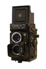 Yashica Manual TLR Film Cameras