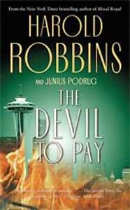Harold-Robbins-DEVIL-TO-PAY-THE-Book
