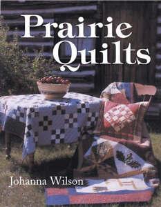 Prairie-Quilts-by-Joanne-Wilson-Paperback-2004-0715318713