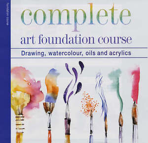 Complete-Art-Foundation-Course-Drawing-Watercolour-Oils-and-Acrylics-Anita-T