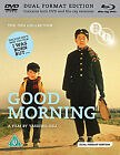 Good Morning / I Was Born But... (DVD, 2011, 2-Disc Set)
