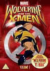 Wolverine And The X-Men Vol.1 (DVD, 2009)