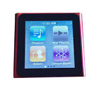 6th Generation iPod Nano USB 2.0 Connectivity MP3 Players