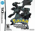 Pokemon: White Version  (Nintendo DS, 2011) (2011)